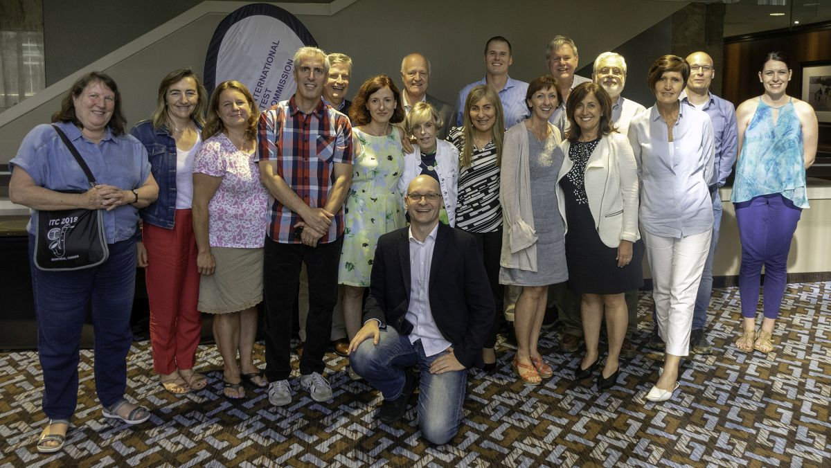 ITC Council at Montreal Meeting, July 2018